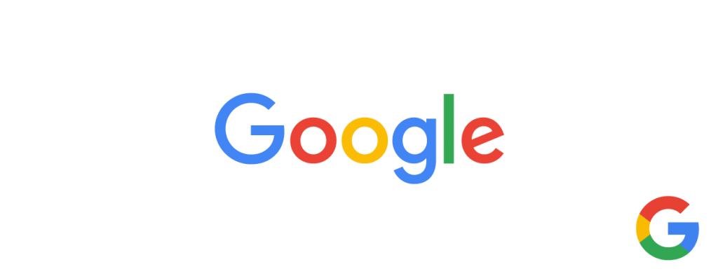 구글 로고 디자인