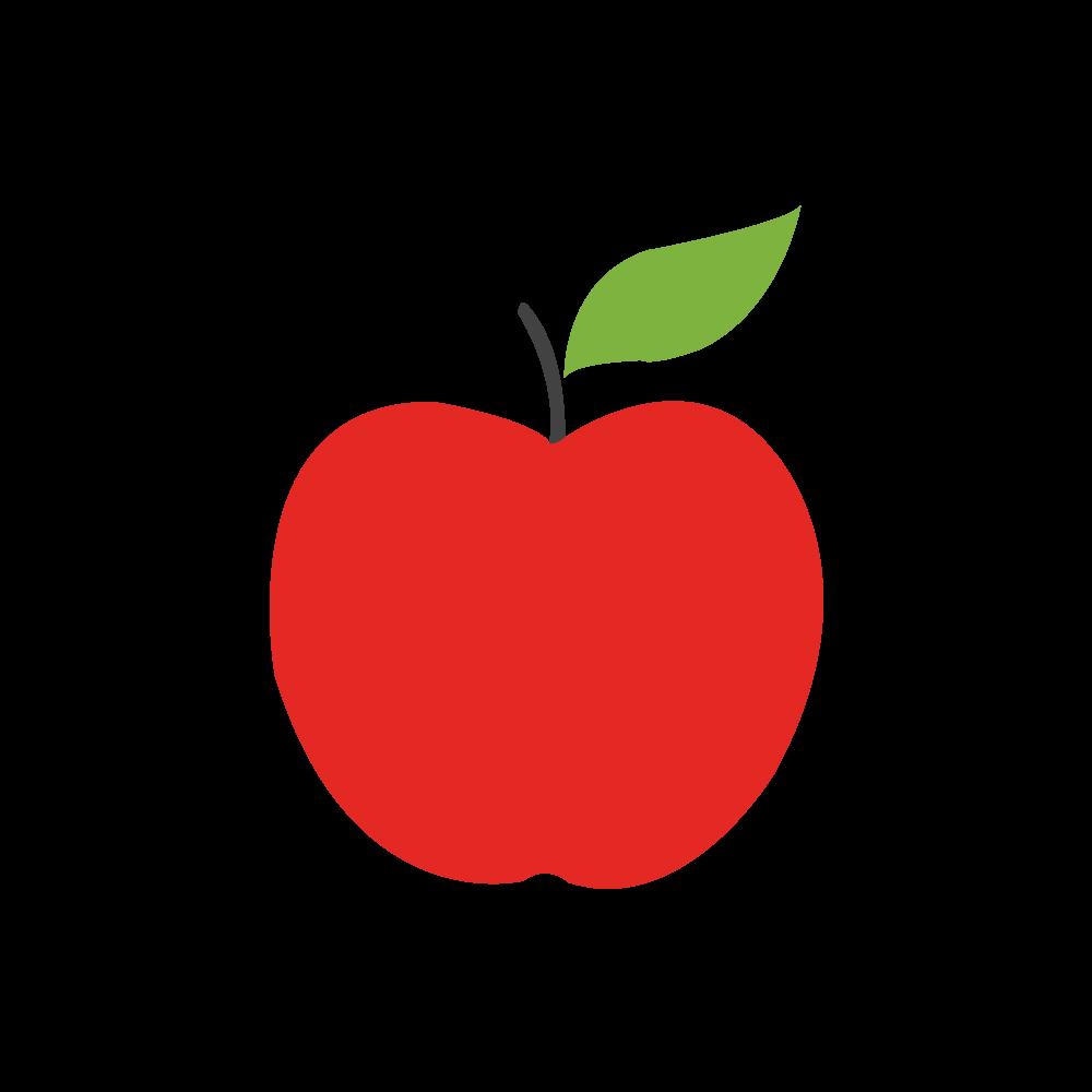 사과 일러스트 PNG
