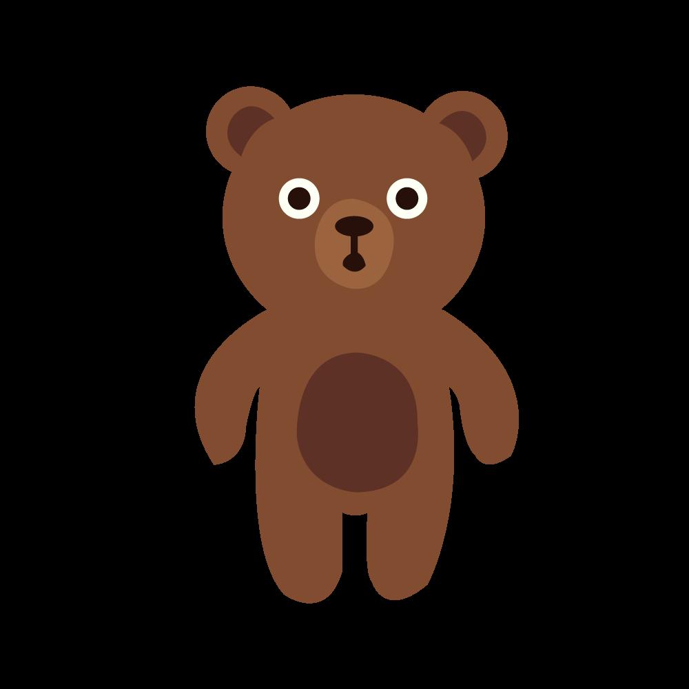 곰 일러스트 PNG
