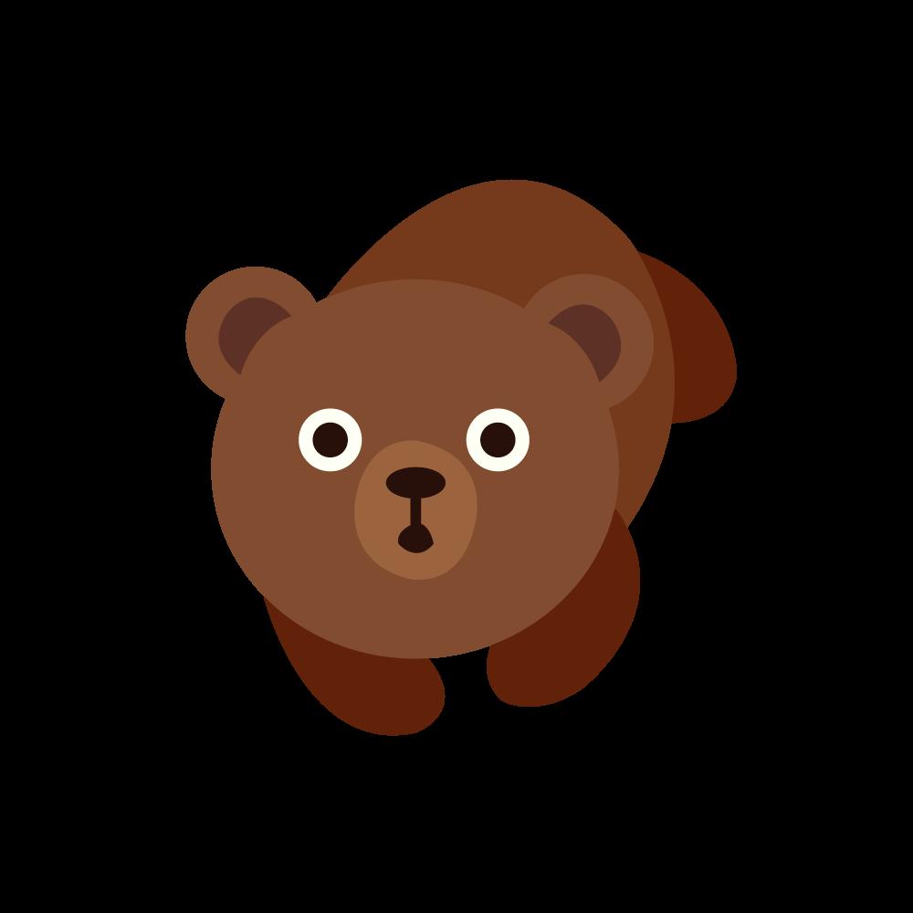 곰 일러스트 AI