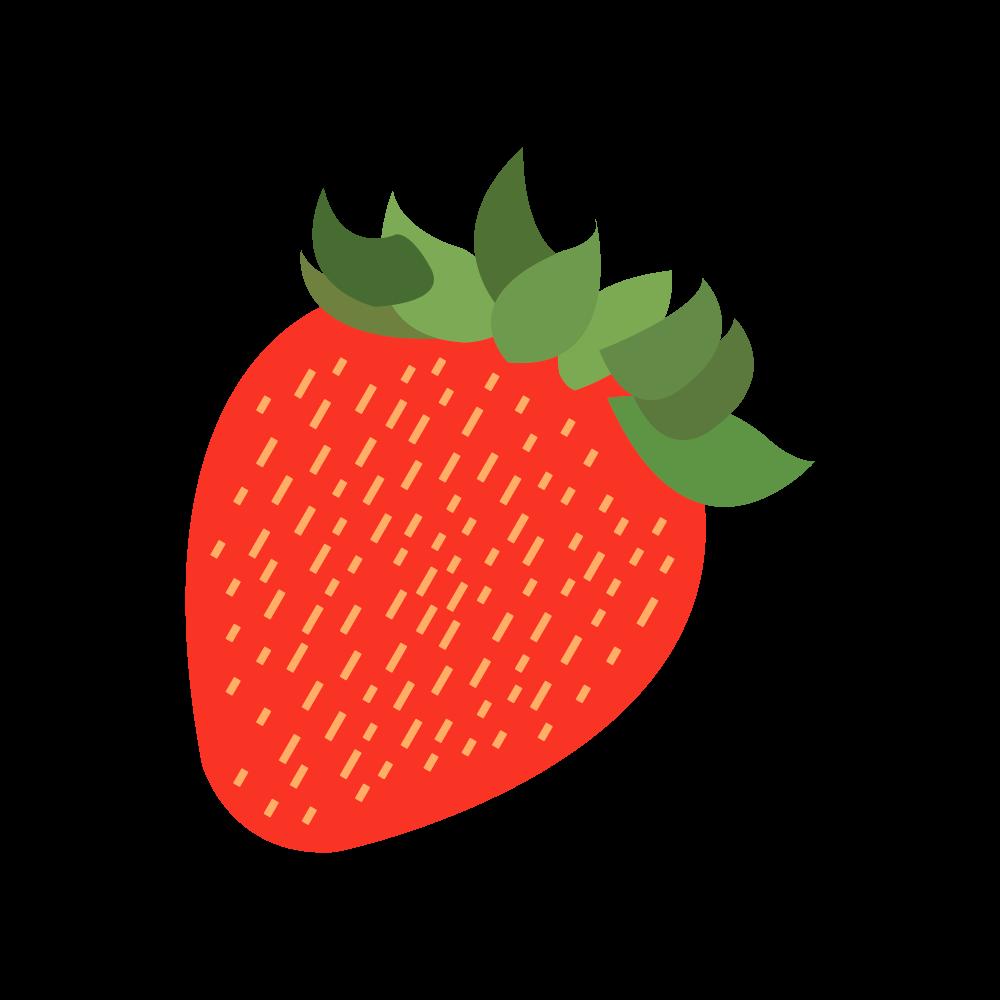 딸기 일러스트 PNG