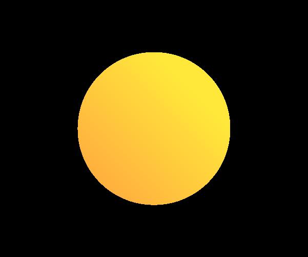 달 일러스트 디자인 2