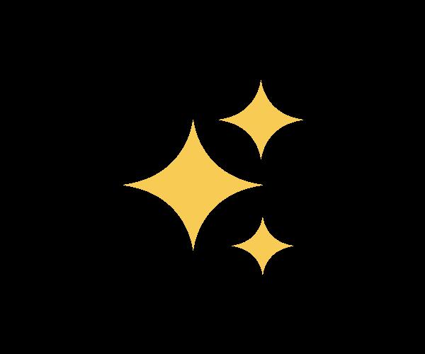 별 일러스트 스타일 1