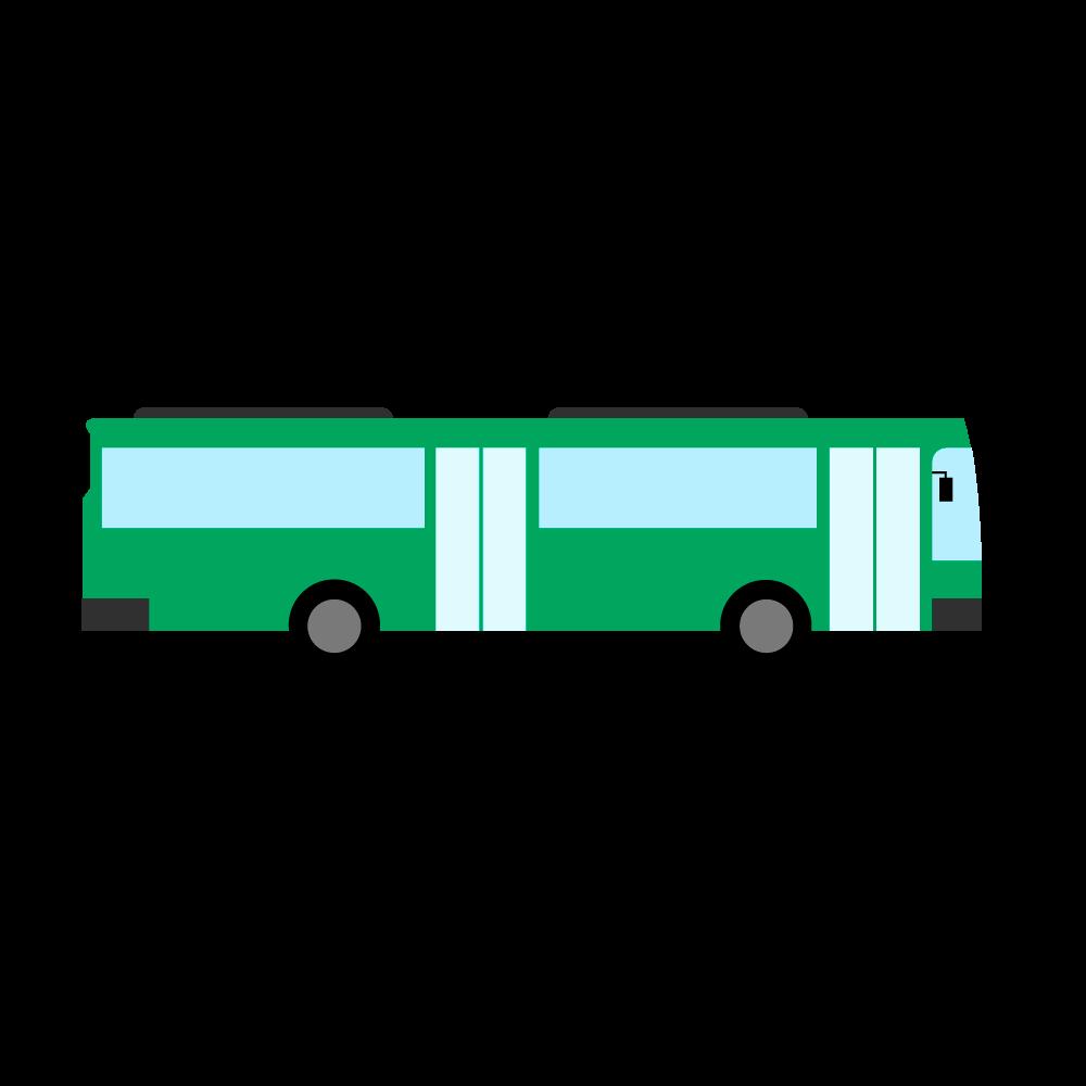 버스 일러스트 PNG