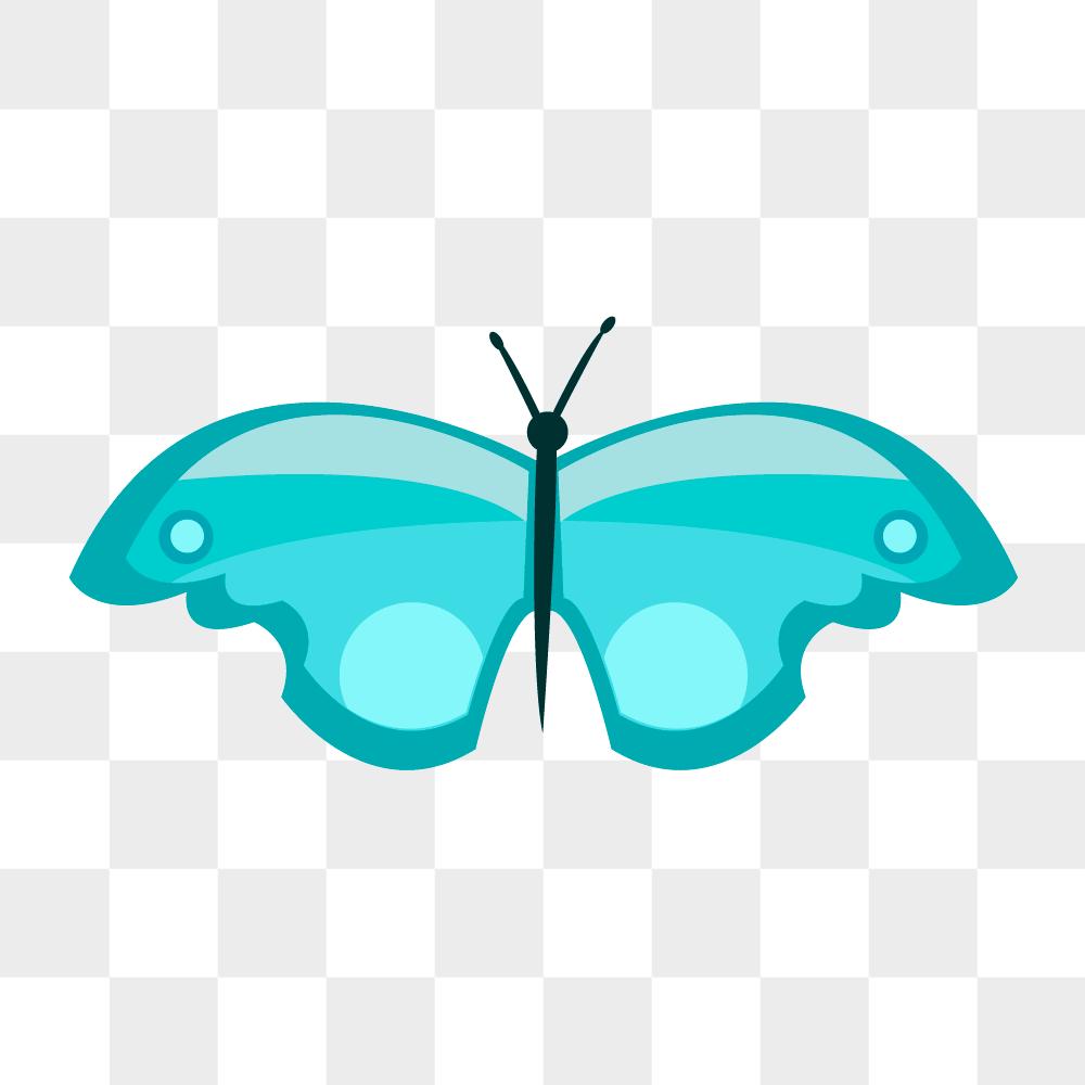 나비 일러스트 이미지