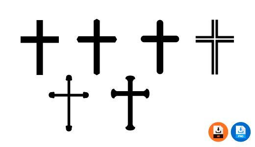 십자가 일러스트
