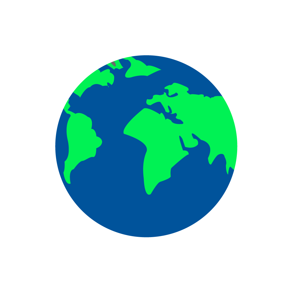 지구 일러스트 PNG