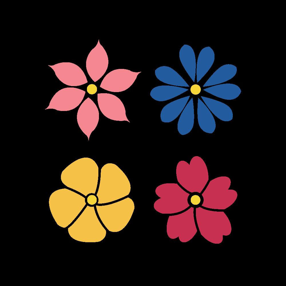 꽃 PNG