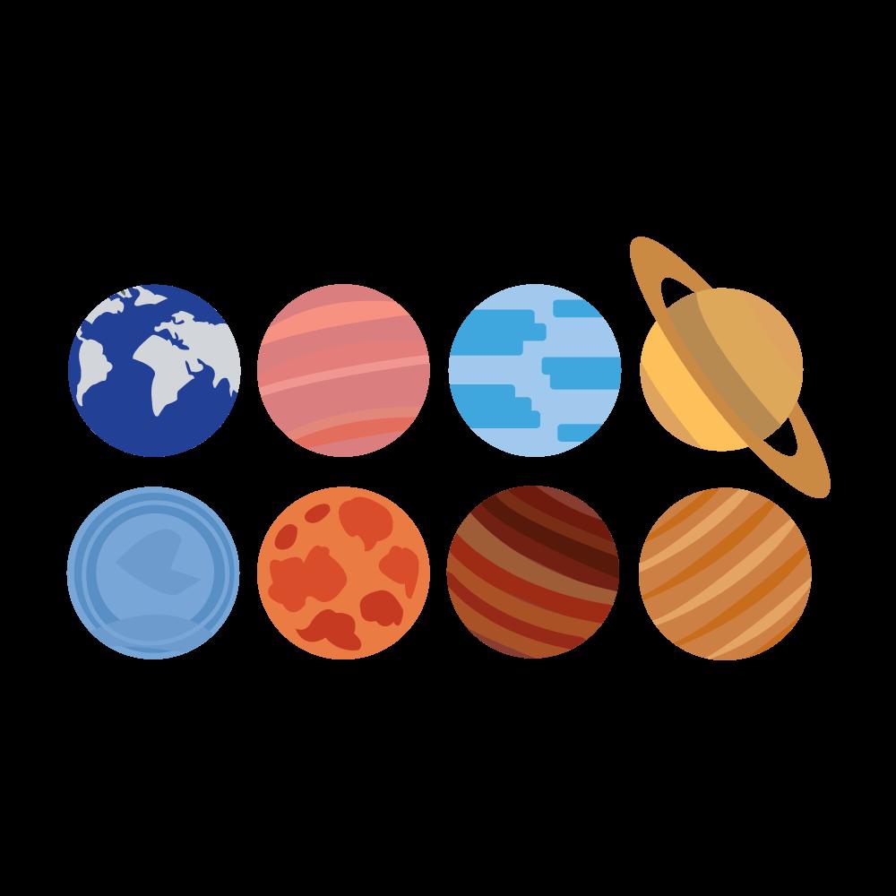 행성 PNG