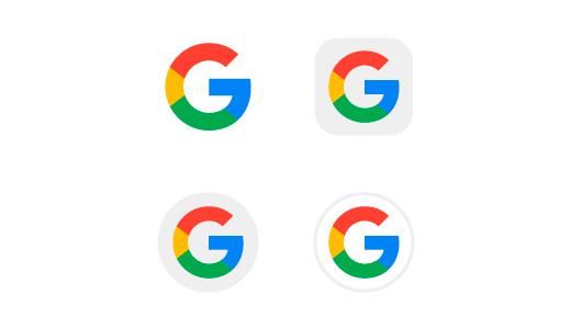 구글 그림 디자인 이미지 아이콘 일러스트