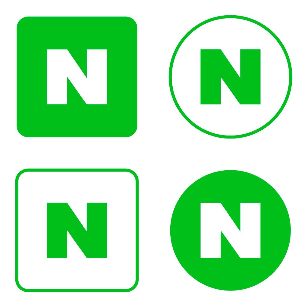 네이버 아이콘 PNG