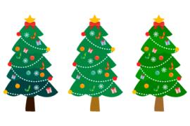 크리스마스 디자인 일러스트