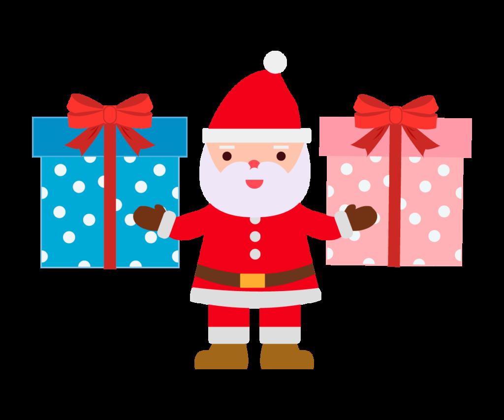 크리스마스 산타 png 일러스트