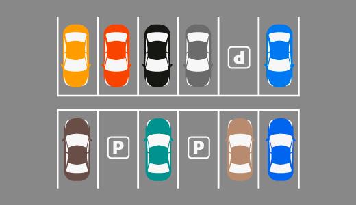 주차장 디자인