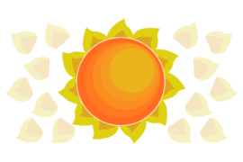 태양 디자인