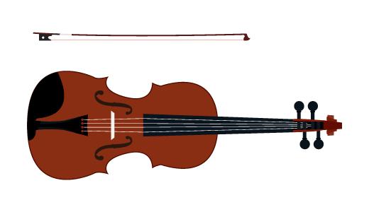 바이올린 디자인