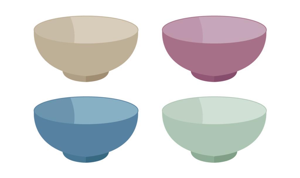 그릇 디자인