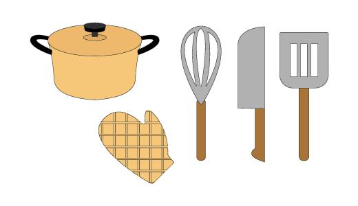 요리 디자인