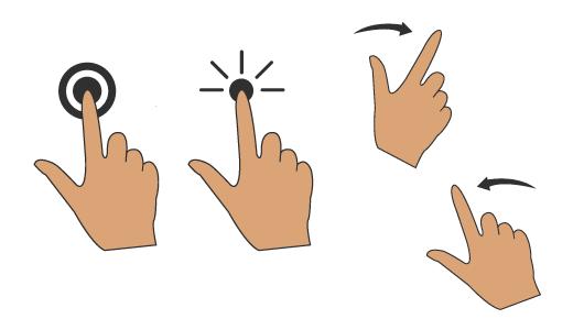 손가락 디자인