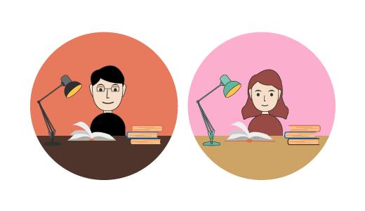 공부 디자인
