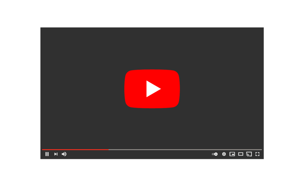 유튜브 일러스트