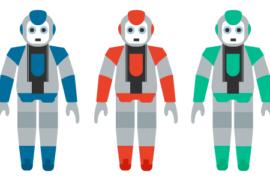 로봇 디자인